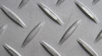 ステンレス縞鋼板