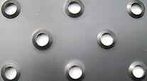アンチスリップ鋼板(片面型)