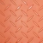 カラー縞鋼板
