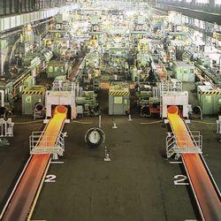 神戸製鋼所見学2